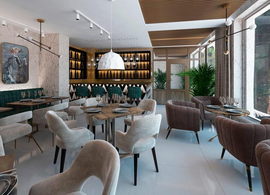 Стильная мебель для кафе, как не прогадать с дизайном!