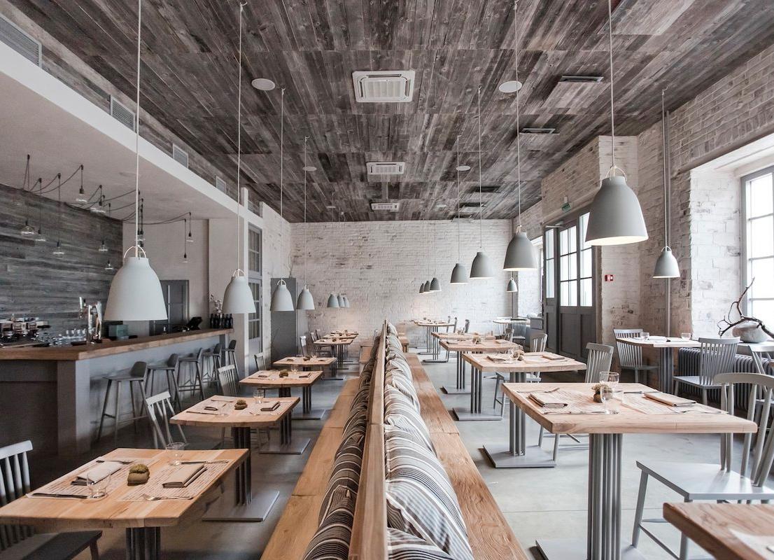 Мебель для кафе в стиле Loft